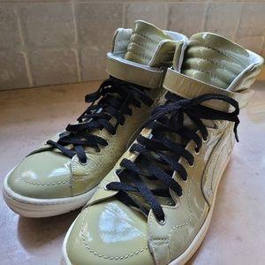 Pierre Hardy Men's High-Top Sneakers